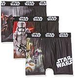 Star Wars packx3, Boxer Bambino, Multicolore (Multicolor A6), taglia 6-8, confezione da 3