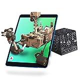 MERGE Cube (EU Edition) Giocattolo STEM di realtà aumentata - Giochi educativi per l'apprendimento di scienze, matematica, arte e altro in classe e a casa