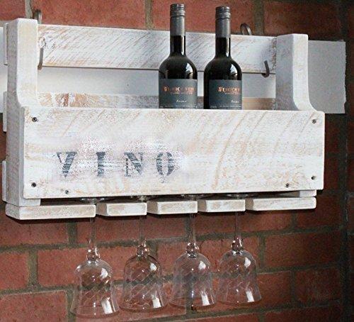 Cantinetta vino 60cm Bianco