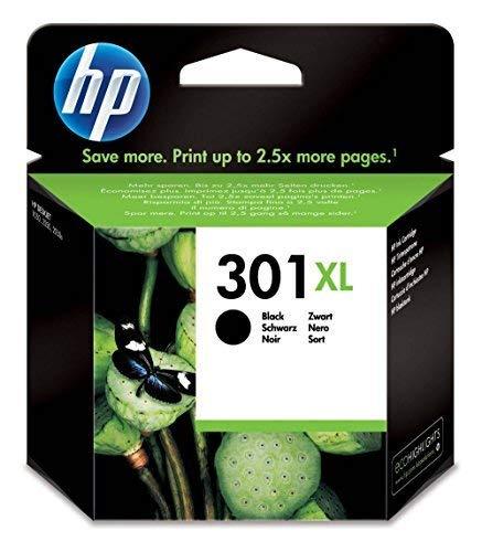 HP 301XL CH563EE Cartuccia Originale per Stampanti HP a Getto d'Inchiostro, Compatibile con...