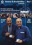 Tatort - Stoever & Brockmöller ermitteln - Der Tatort aus Hamburg [20 DVDs]
