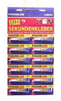 Sekundenkleber-Extra-Stark-12Stk-3g-pro-Tube-wasserfest-transparent-Universale-Sofortkleber