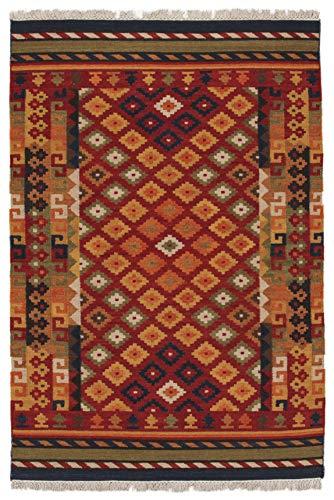 Kilim Carpets by Jalal Tappeto Kilim Sivas 1 60 x 200 cm