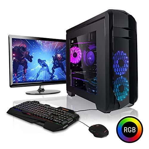Megaport Super Méga Pack - Unité Centrale PC Gamer Complet Intel Core...