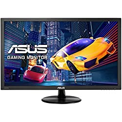 ASUS VP228H 21.5-inch Gaming LCD Monitor with HDMI & DVI Connectivity