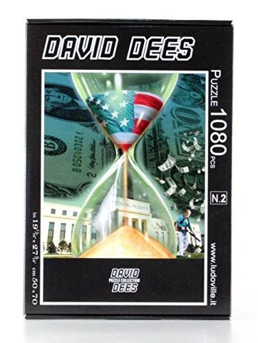 David Dees Puzzle Collection n° 2 - 1080 pezzi - cm 50x70