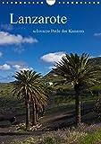 Lanzarote (Wandkalender 2019 DIN A4 hoch): schwarze Perle der Kanaren (Monatskalender, 14 Seiten ) (CALVENDO Orte)