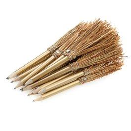 15 Mini matita della strega. 14 cm.