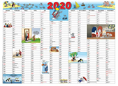 Uli Stein Jahresplaner 2020