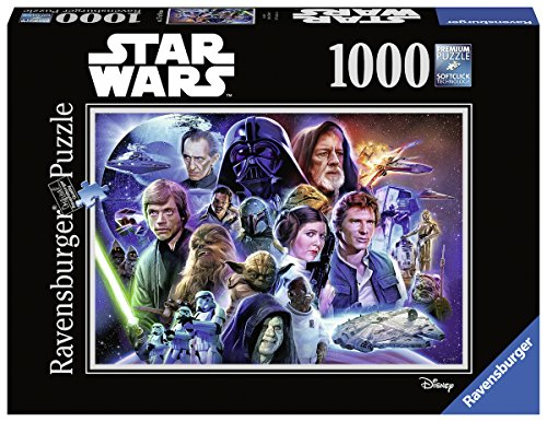 Ravensburger Adulti Puzzle 19887 Starwars: Limited Edition 6, Puzzle