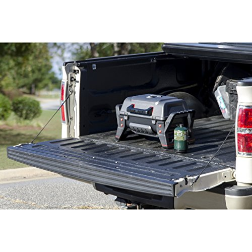 Char-Broil X200 Grill2Go - Portable Barbecue Grill is compact and easy to transport