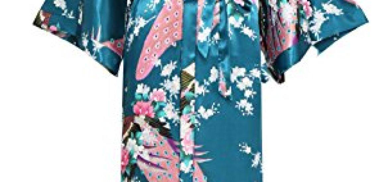 291db8e05 Los mejores 10 Kimono Mujer - Guía de compra, Opiniones y Análisis en 2019  - Losmejoreslista.com