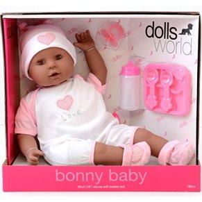 Muñecas de la muñeca mundo Bonny (Negro) , color/modelo surtido