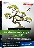 Modernes Webdesign mit CSS - Kreative Praxislösungen für moderne Webseiten