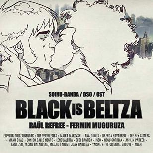 Resultado de imagen de RAul Refree & Fermín Muguruza - Black Is Beltza