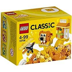 Lego Orange Creativity Box, Multi Color