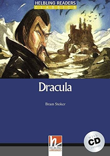 Dracula con audio CD. Helbling Readers Blue Series Level 4. A2/B1
