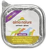Almo - Daily Menu Gr.100 Tacchino E Zucchine - Dog 225
