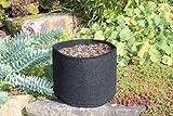 Unbekannt 4 Liter - ø20 x 15cm Pflanzsack Grow Bag Pots