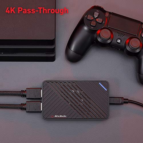 AVerMedia Live Gamer Ultra, Boîtier d'Acquisition Vidéo et de Streaming USB3.1, Pass-Through 4Kp60 HDR, Très Faible Latence, Enregistre jusq... 26