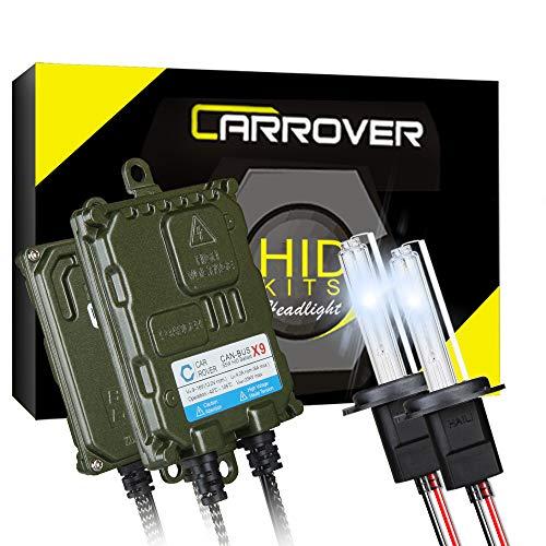 Startway H7 Xenon Kit Canbus HID Senza Errori Decodifica Ballast 55W Lampadina del Faro 6000K
