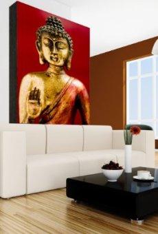 Bilderdepot24 Fotomural Buda III 65×100 cm – Papel Tejido-no Tejido. Fotomurales – Papel Pintado – la fabricación Made in Germany!