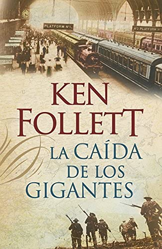 Ken Follett (Autor)(150)Cómpralo nuevo: EUR 3,32