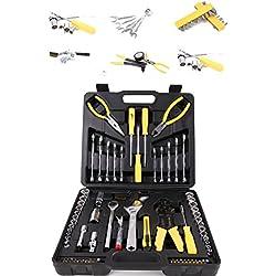 """Werkzeugkoffer mit Werkzeug Set - Werkzeugsortiment 126 teilig von """"Steinberger Tools"""" Markenwerkzeug günstig"""