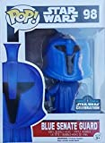 Funko Pop! Star Wars Blue Senate Guard #98 Vinyl Bobble Head Figure (Star Wars Celebration Europe 2016 Stickered Exclusive) by