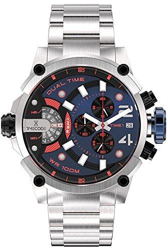 Timecode - Herren -Armbanduhr TC-1003-08