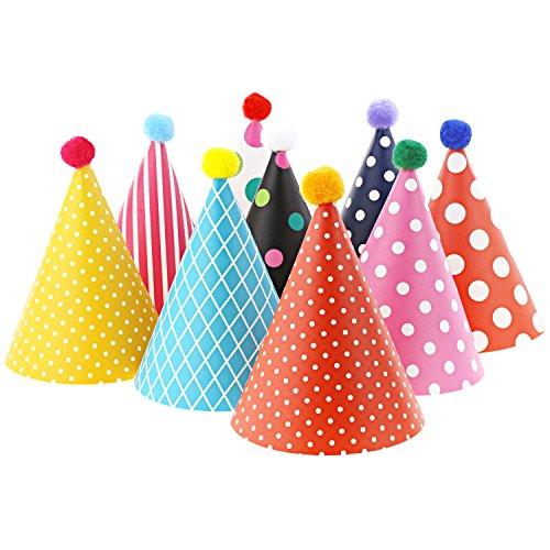 Olen Gorros Fiesta Cumpleaños Niños, 11 Piezas