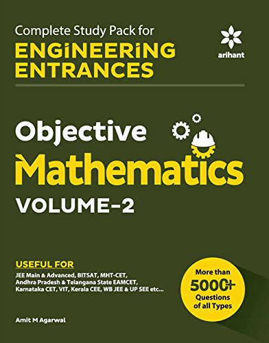 Objective Mathematics for Engineering Entrances - Vol. 2