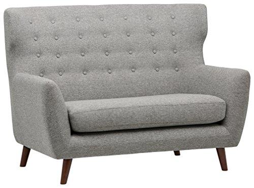 Marchio Amazon -Rivet, divanetto trapuntato modello Hawthorne, stile mid-century moderno,...