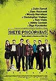 7 Psicópatas [Blu-ray]