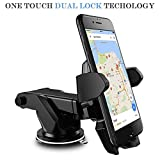 Zoyo Mobile Holder/Mobile Stand/Car Stand With Quick One Touch Technology for Mobiles Phones.