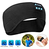 LC-dolida Bluetooth Headband, Breathable Bluetooth Sleep Headphones for Jogging,Sleeping,Walking and Yoga (universal size)