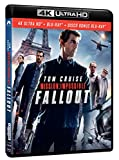 Mission: Impossible Fallout (4K Uhd + Blu-Ray) (3 Dischi)