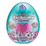ZURU RAINBOCORNS Series 2 Pandacorn The Ultimate Surprise Egg, Teal