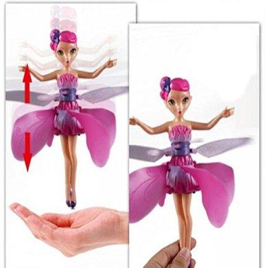Komisch-FlugspielzeugAmcool-Fliegend-Fee-Puppe-Hand-Infrarot-Induktion-Steuerpuppen-Kind-Fliege-Spielzeug-Geschenk