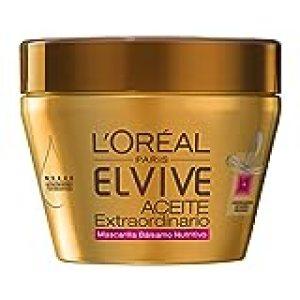 L'Oréal Paris Elvive Aceite Extraordinario para Cabellos Secos - 300 ml