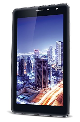 iBall Twinkle i5 Tablet (7 inch, 8GB,Wi-Fi+3G+Voice Calling), Dark Grey