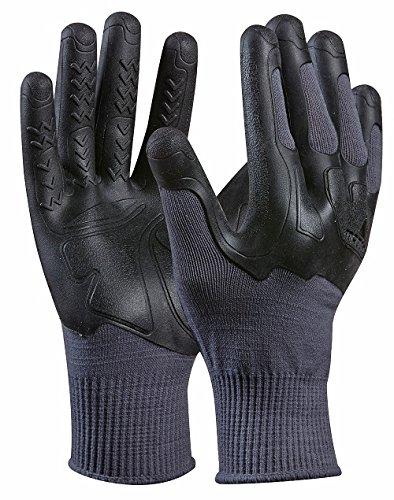 MadGrip 700922 - Guanti da lavoro'Pro Palm Knuckler Formula 200' con protezione nocche, migliore...