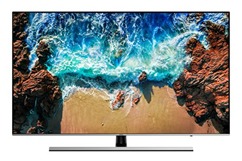 Samsung NU8009 138 cm (55 Zoll) LED Fernseher (Ultra HD, Twin Tuner, HDR Extreme, Smart TV) [Modelljahr 2018]