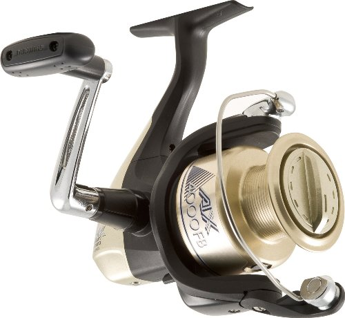 Shimano Ax Spin Reel 1 + cuscinetto Box Ball (5.2:1 10-Pounds/200Yard)