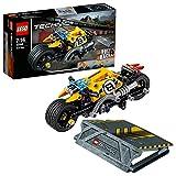 LEGO Technic Moto acrobática - Juegos de construcción (Multicolor, 7 año(s), 140 Pieza(s), 14 año(s))