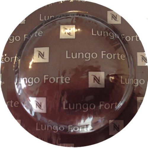 50 Nespresso Lungo Forte Coffee Cartridges Pro NEW (3 boxes - 150 capsules)