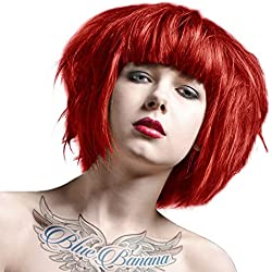 La Riche Directions Semi Permanent Pillarbox Red Hair Colour Dye x 2