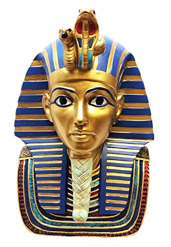 Figura máscara de Tutankhamon