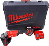 Milwaukee 4933464115 M18FLAG230XPDB-121C Akku-Winkelschleifer