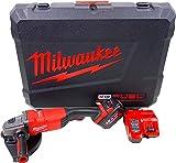 Milwaukee 4933464115 M18FLAG230XPDB-121C Akku-Winkelschleifer